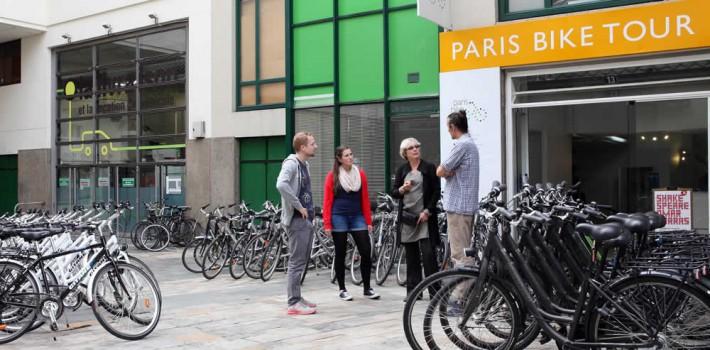 revente de vélo paris centre