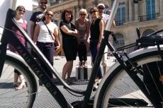 Thématique à vélo et à pied