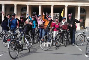 Bike Tour + fun activity