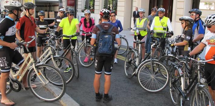 Bike Trips Paris