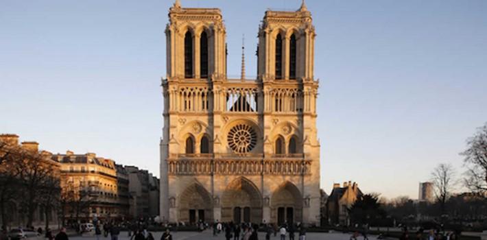 Visiter Notre dame de Paris à vélo