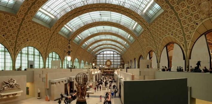 Visiter guidée musée d'Orsay à bicyclette