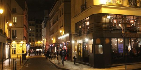 Geführte Fahrrad-Tour bei Nacht: Das lustvolle Marais der letzten Jahrhunderte