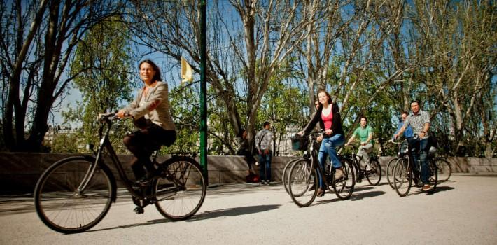 Paris en vélo électrique