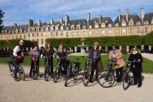 Tout Paris à vélo électrique !