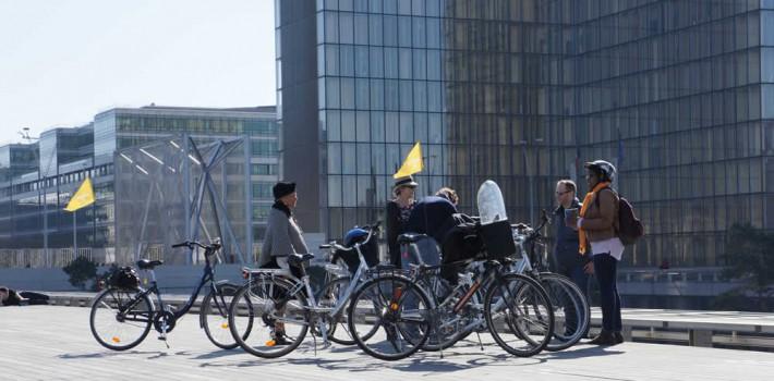 paris bike rental
