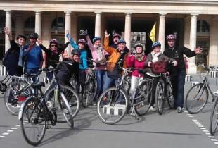 Visite à vélo + activité ludique