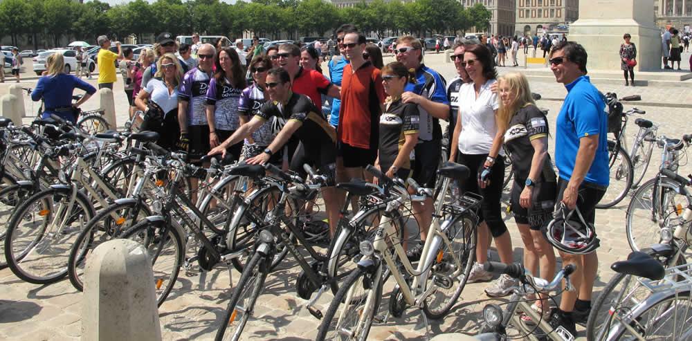 Bike Tour Companies France