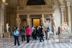 Guided tour Louvre Museum