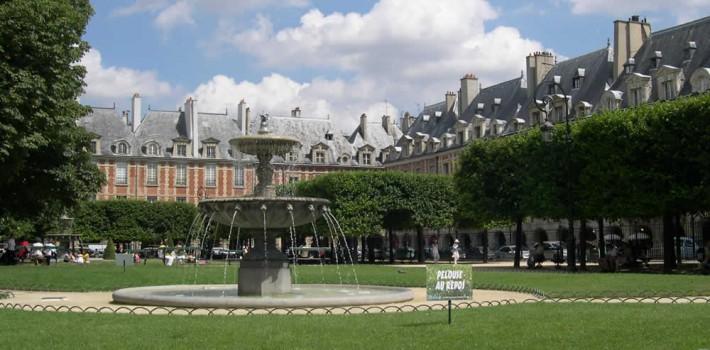 Visite des marais de Paris à vélo