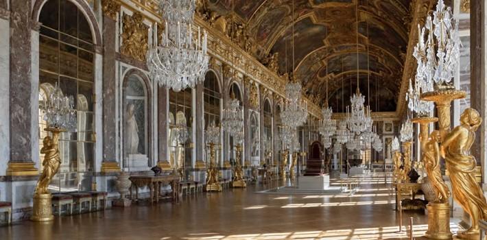Visiter guidée chateau de Versailles à Vélo