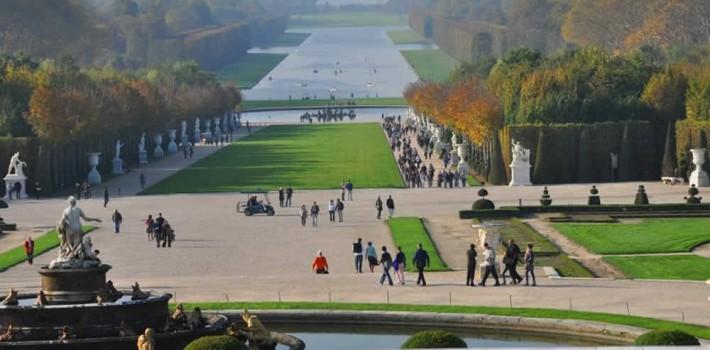 Visiter Versailles à Vélo