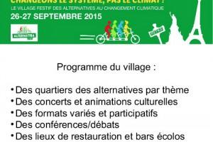 Paris Bike Tour se mobilise pour le climat !
