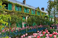 Combo Guided Bike Tour  Giverny + Monet's House