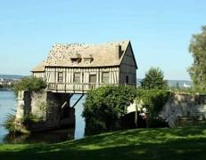 Combo Tour :Fahrrad-Tour + Monets Haus & Gärten