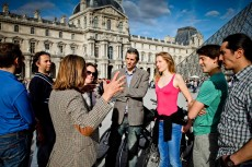 Exclusive Bike Tour  Bike Tour + Louvre Museum