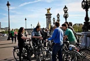 Combo Louvre Tour à vélo + Musée