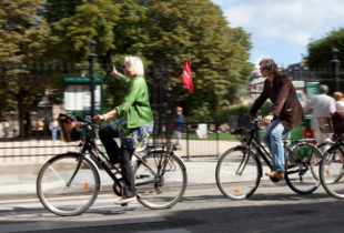 E-bike tour Paris Paris ohne Anstrengung