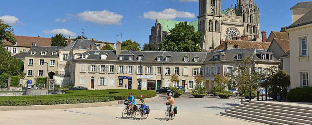 Paris Chartres – 4