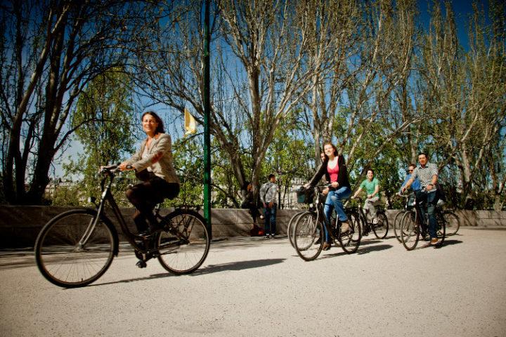 Electric Bike Tours of Paris